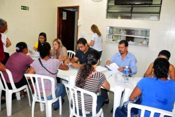 Mais 100 inscritos são convocados para o PEAD (Fotos: Luís Gava/PMC)