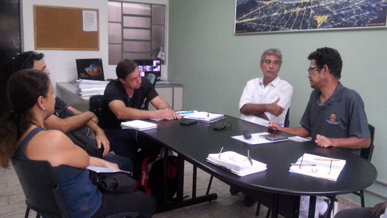 04_19 Ambientalistas na Secretaria de Urbanismo 1