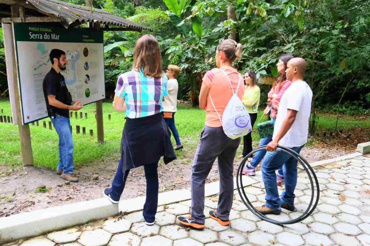 Visita Horto Florestal (3)