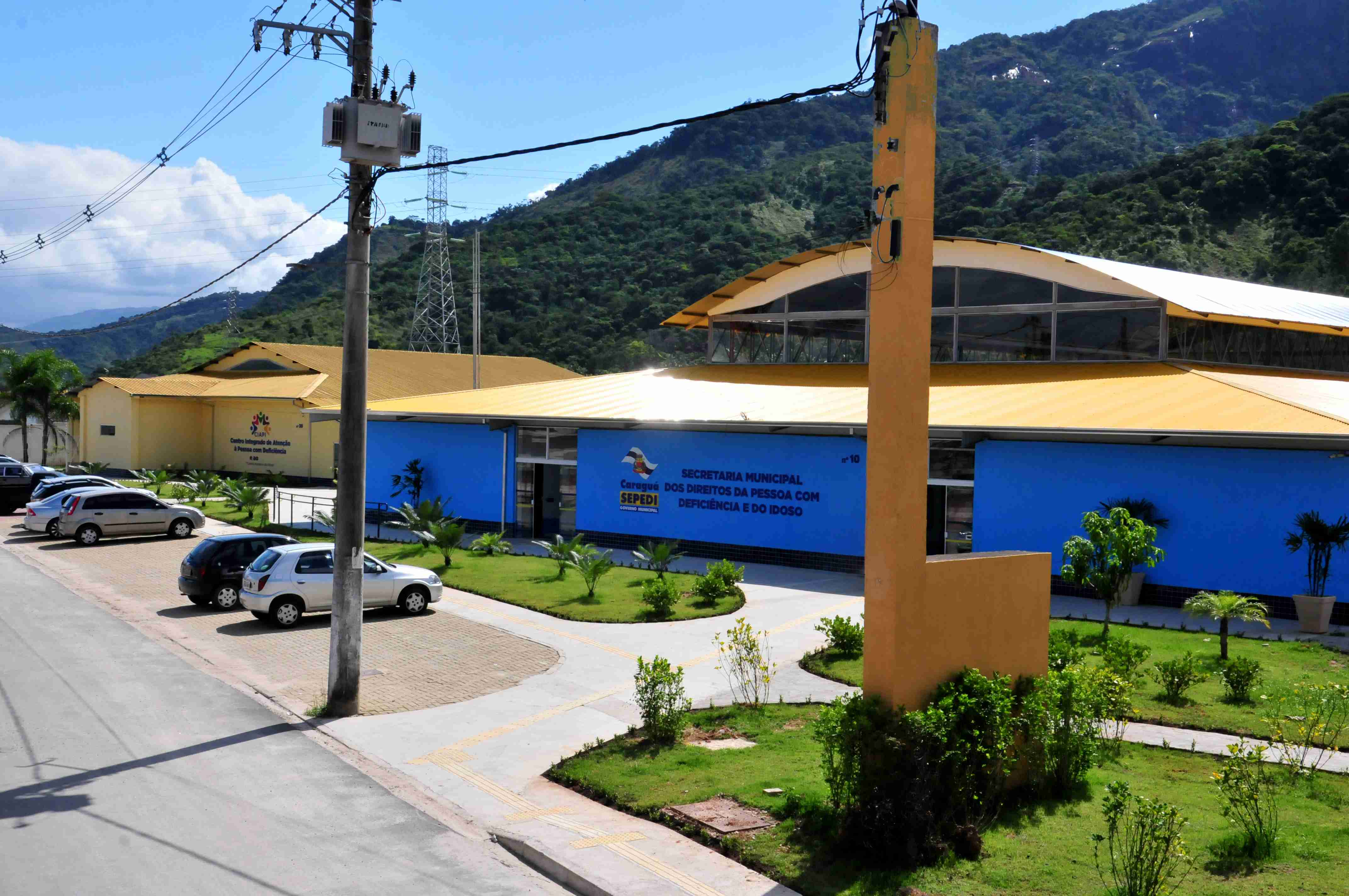 Aguilar Junior solicita curso de extensão em informática, inglês e saúde voltado à Terceira Idade