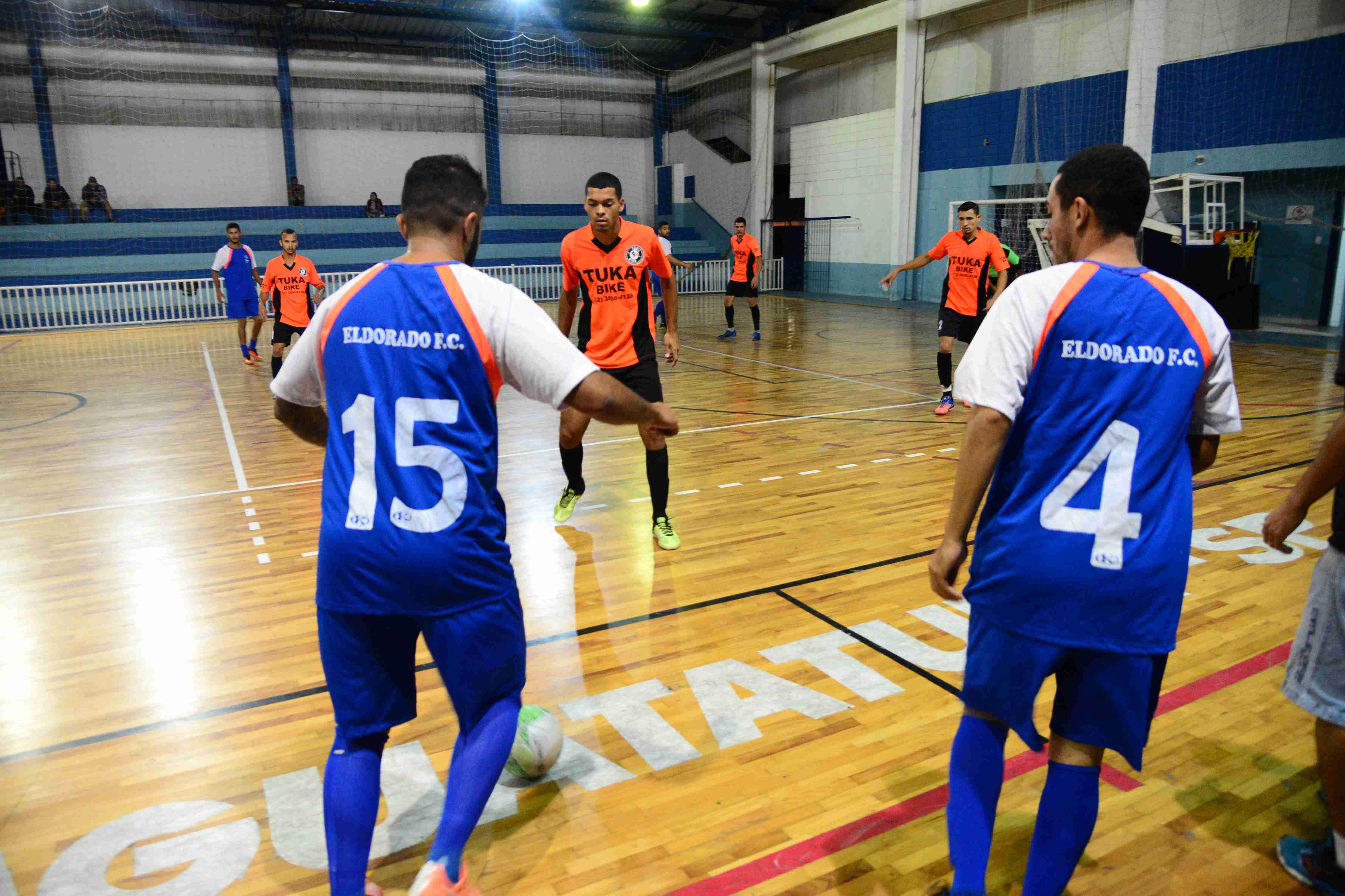 Futsal gatorade - Capa