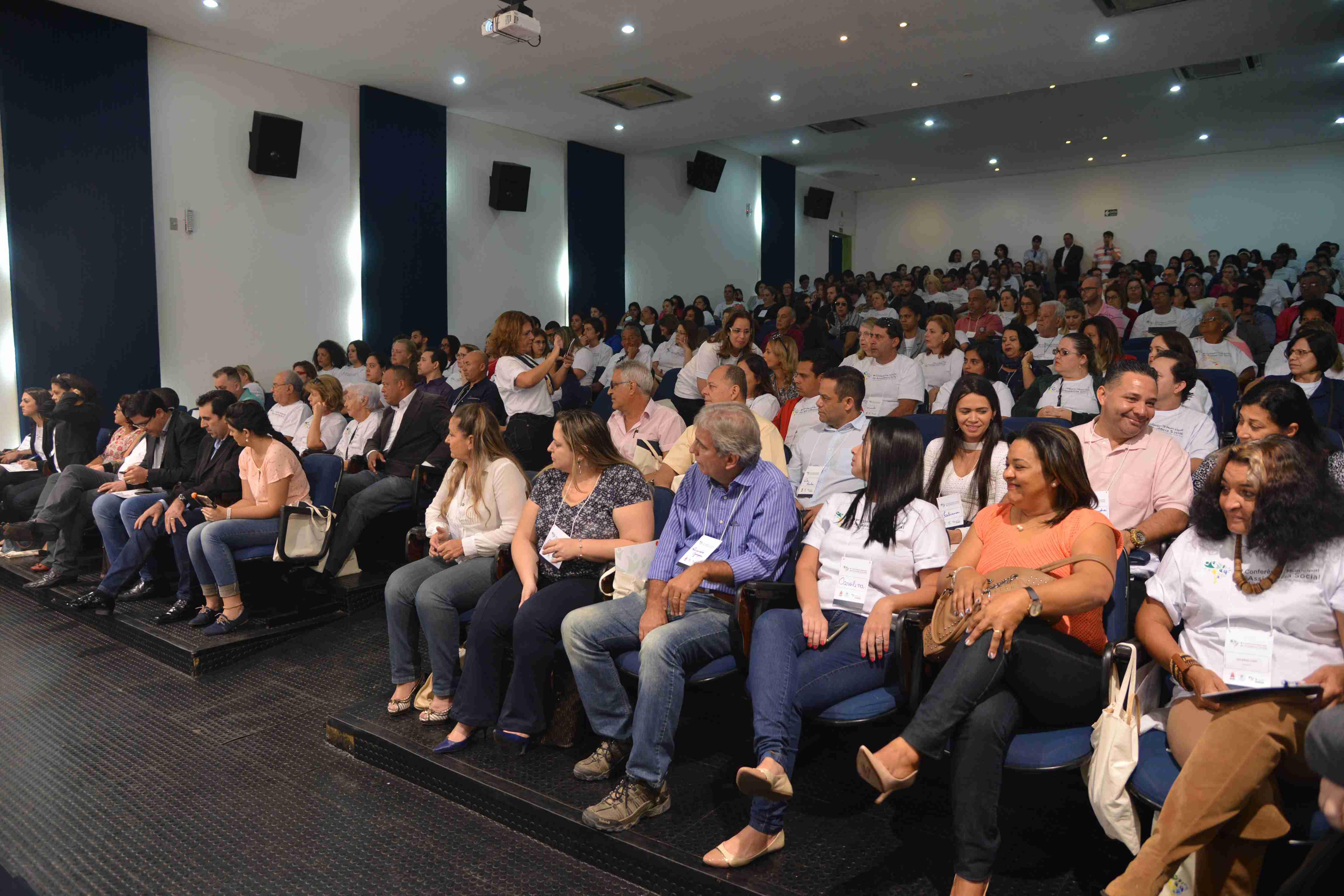 8ª Conferência Municipal de Assistência Social discutiu garantia de direitos (Fotos: Lucas Camargo/PMC)