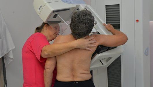 Centro de Referência da Mulher (Pró-Mulher) realiza mais de mil mamografias durante Outubro Rosa