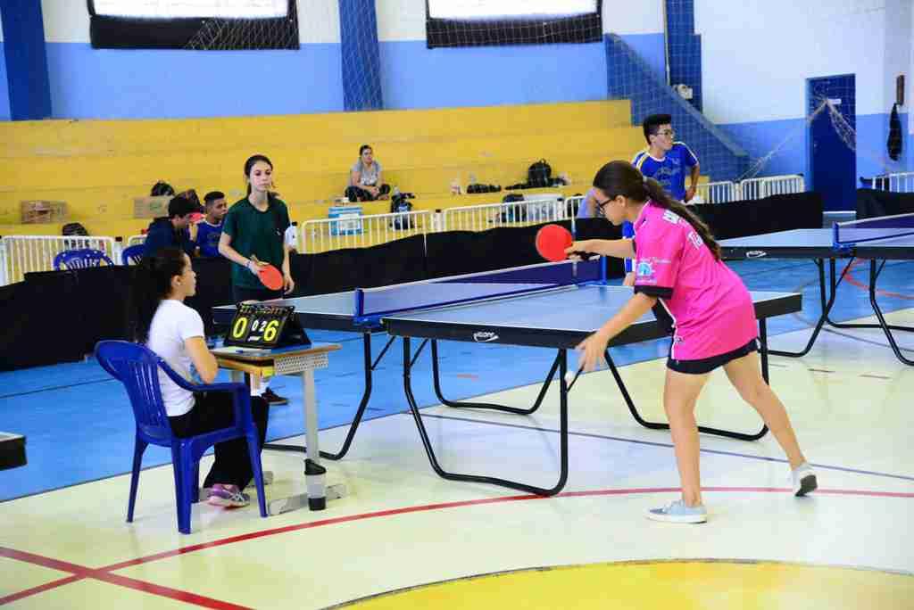 Xadrez e tênis de mesa de Caraguatatuba vencem Fase Regional dos Jogos Escolares