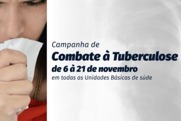 Saúde inicia campanha de combate à tuberculose em Caraguatatuba