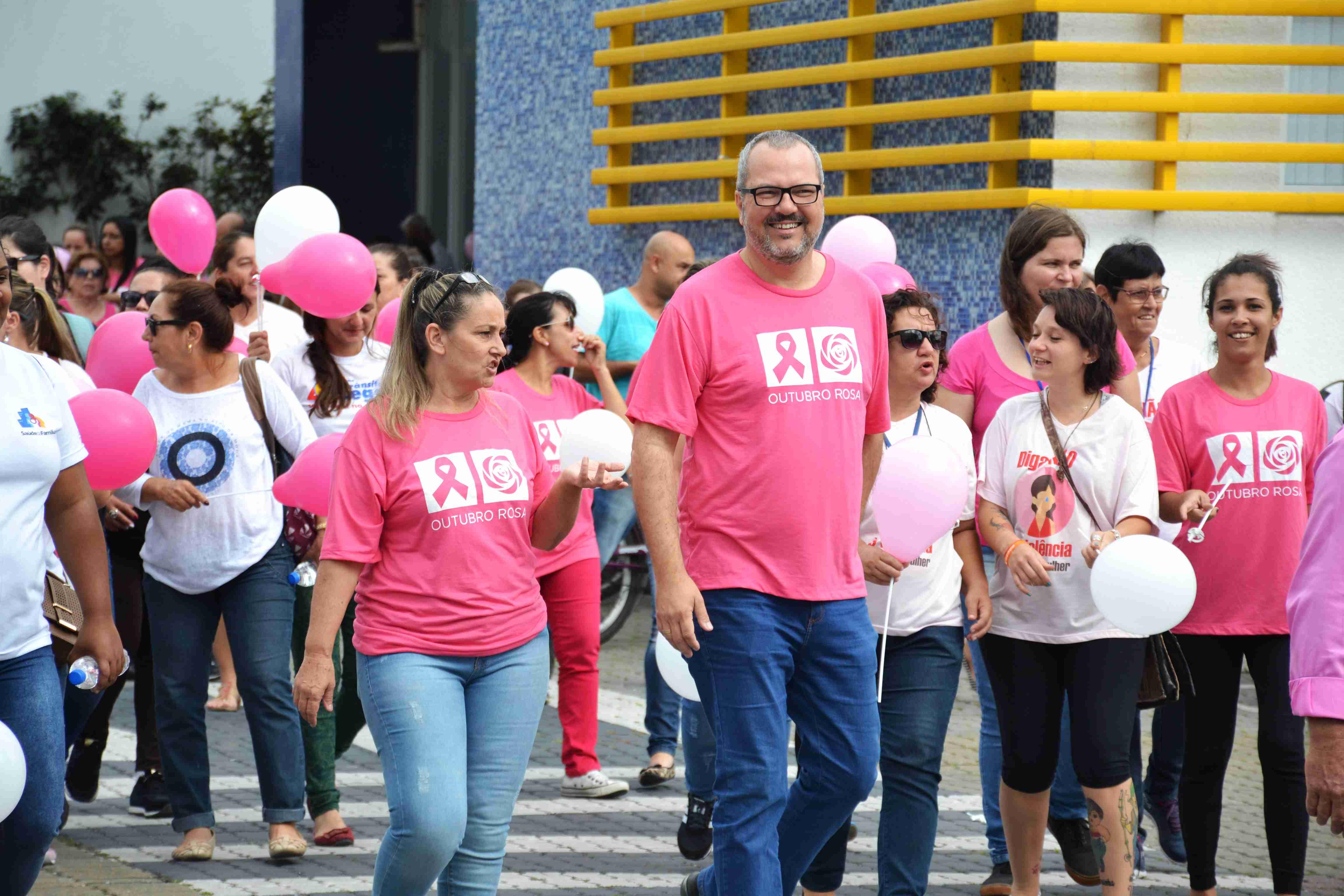 Prefeitura de Caraguatatuba realizará seis mutirões de mamografia até o fim de 2017 (Fotos: Cláudio Gomes/PMC)