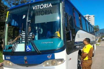 Novo procedimento para autorização de entrada de ônibus e vans em Caraguatatuba começa a vigorar hoje (22/11)