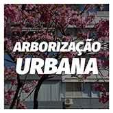 Banner Arborização Urbana