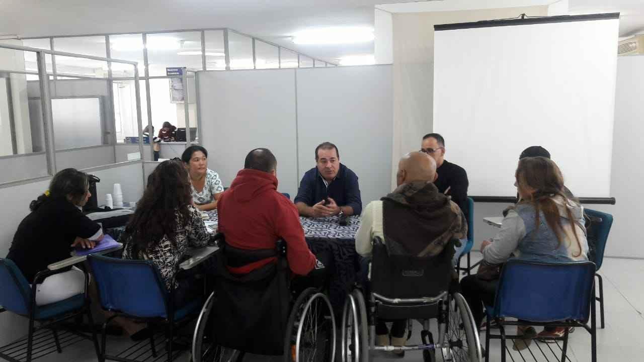 06_06_2018 Secretaria de Habitação de Caraguatatuba inicia cadastramento domiciliar para pessoas com mobilidade reduzida 1