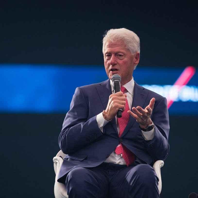 Bill Clinton Divulgação XP Investimentos (3)