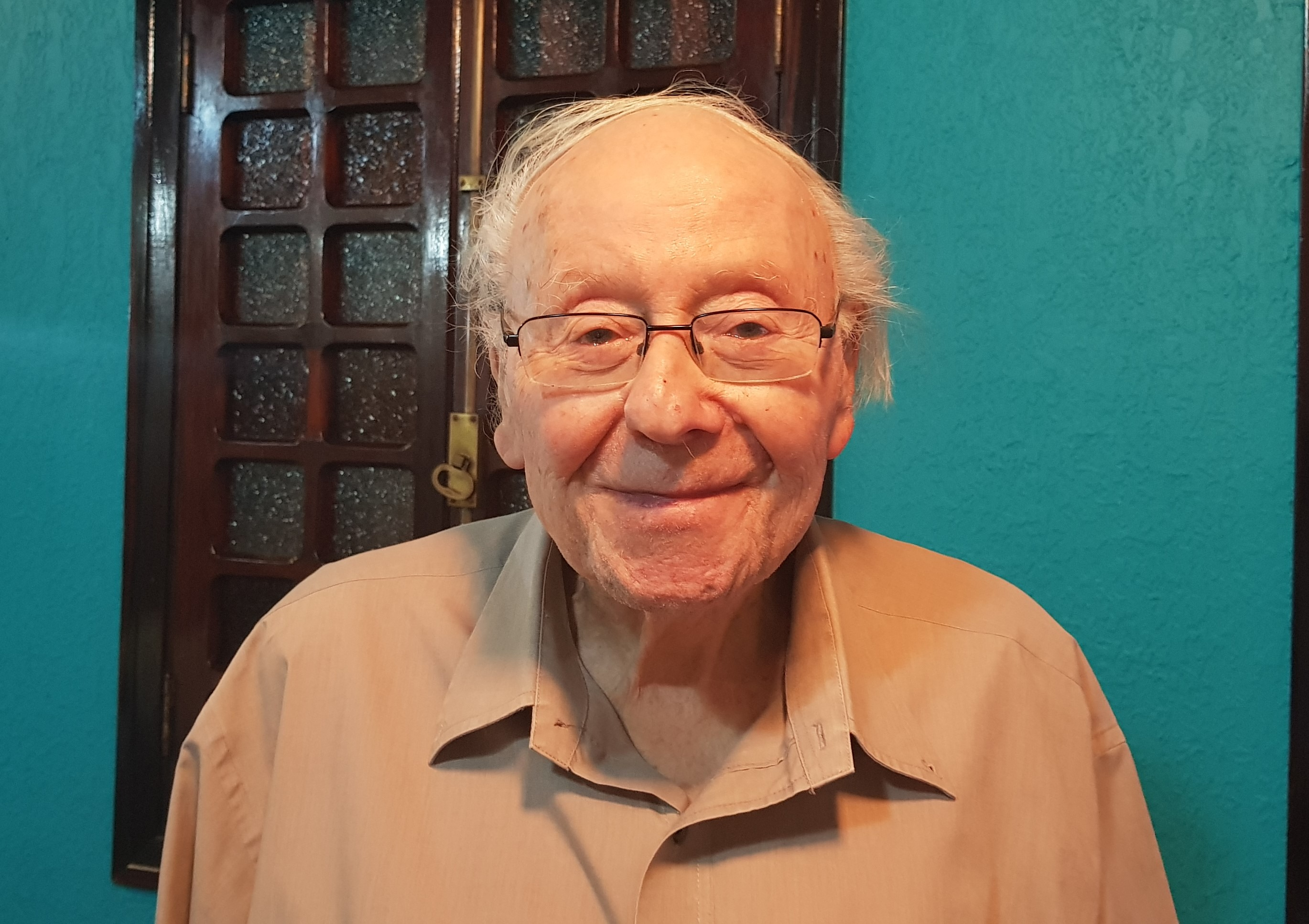 Professor Iuda Goldman