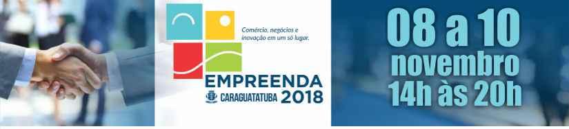 Empreenda Caraguatatuba 2018
