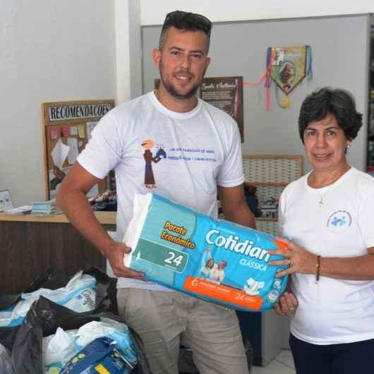 11_29 Mais de mil fraldas são entregues pelo Fundo Social de Caraguatatuba