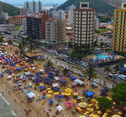 01_07 Caraguatatuba recebeu 500 mil turistas 1
