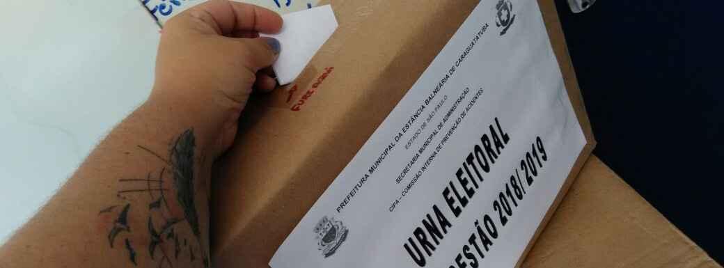 Eleições CIPA (2)