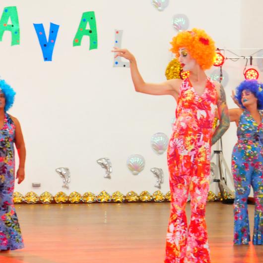 Prefeitura promove festividades de Carnaval