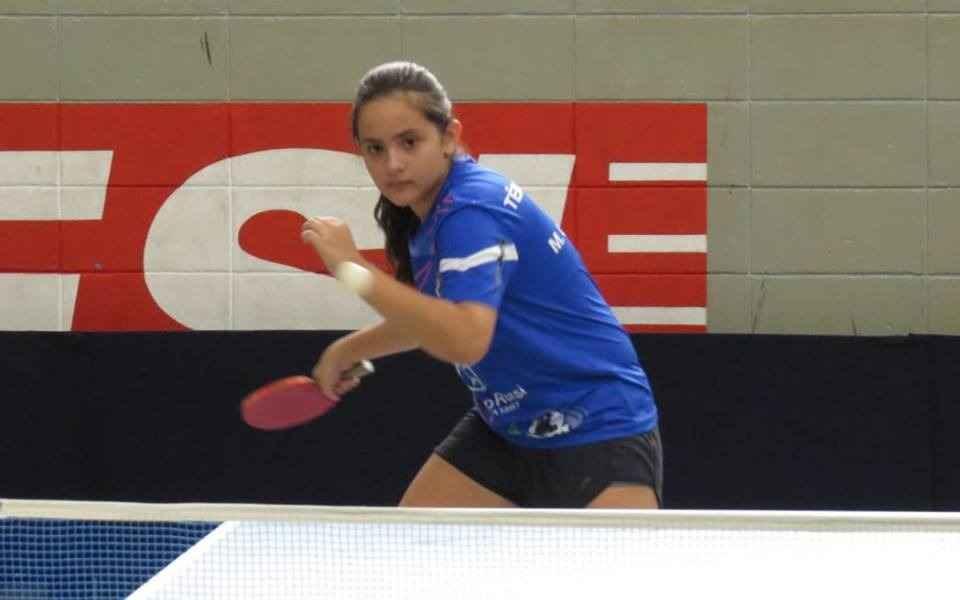 537f6e642 Atleta de Caraguatatuba participa de competição para Seleção Brasileira de  Tênis de mesa