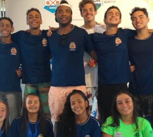 Equipe de Caraguatatuba