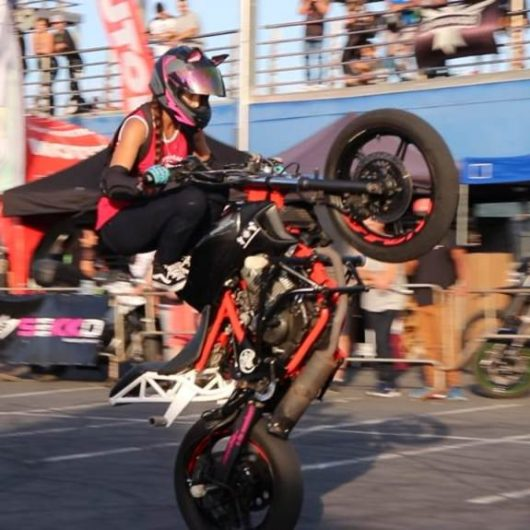 Motociclista de Caraguatatuba