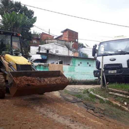 limpeza de ruas