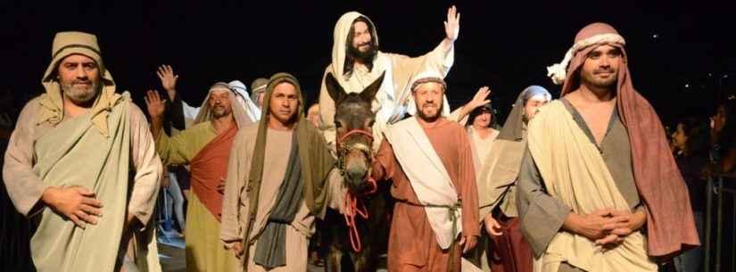 Fundacc cancela 13ª Encenação da Paixão de Cristo para prevenção contra Covid-19