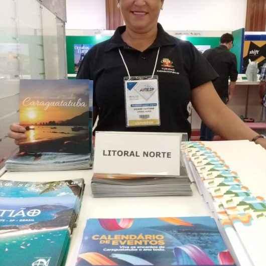 Caraguatatuba participa da Aviesp 2019 com Circuito Litoral Norte