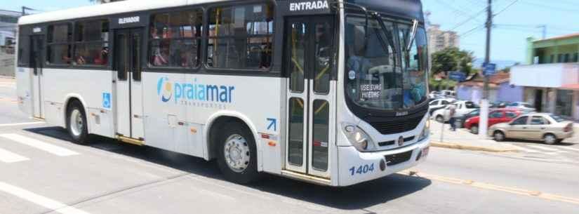 Prefeitura altera trajeto da linha de ônibus 106 – Jaraguá via Praias em razão da Corrida do Servidor