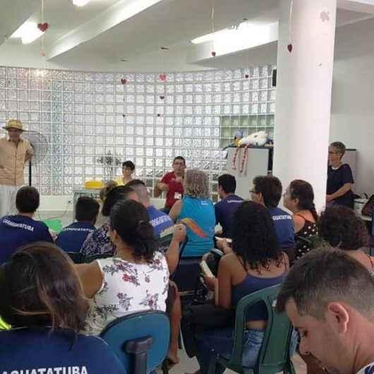 Palestra destaca a importância da comunicação e educação de surdos