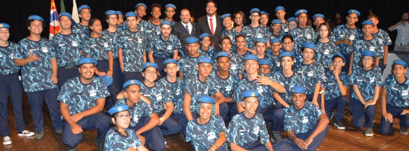 Prefeitura de Caraguatatuba forma 2ª turma da Guarda Mirim na próxima semana