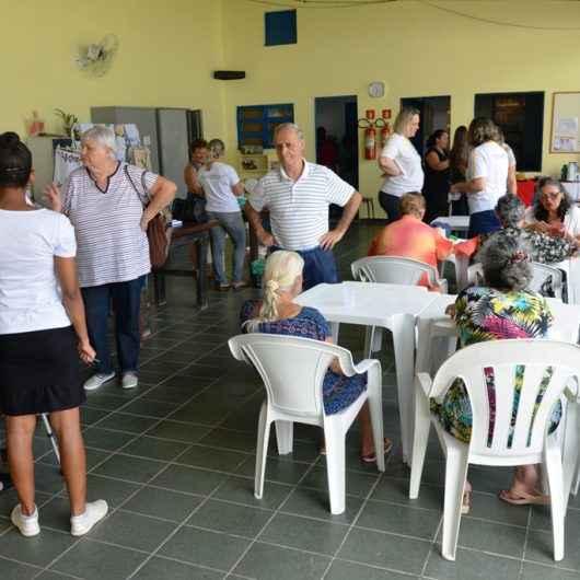 Sala de oficina digital gratuita para idosos será inaugurada em Caraguatatuba