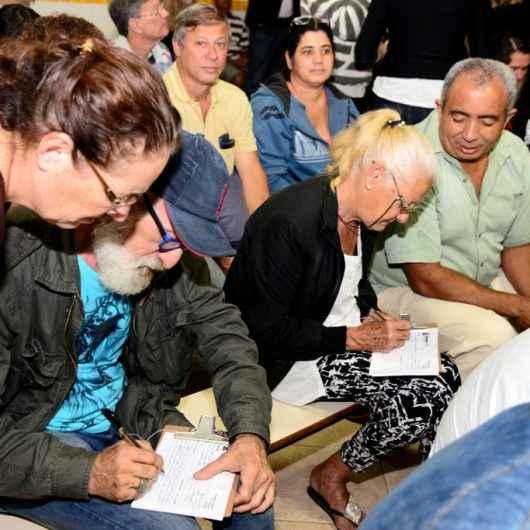 Prefeitura de Caraguatatuba discute LDO de 2020 em três audiências públicas descentralizadas no início de maio