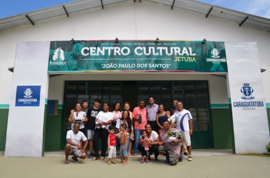 Prefeitura e Fundacc entregam Centro Cultural 'João Paulo dos Santos' para comunidade do Alto do Jetuba