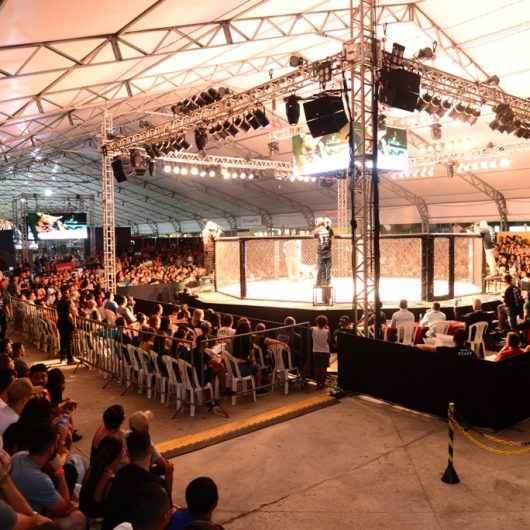 Caraguatatuba recebe mais uma edição do MMA Max Fight em maio