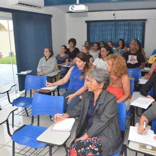 Vinte e cinco servidores da Prefeitura de Caraguatatuba fazem curso de Gerenciamento de Conflitos
