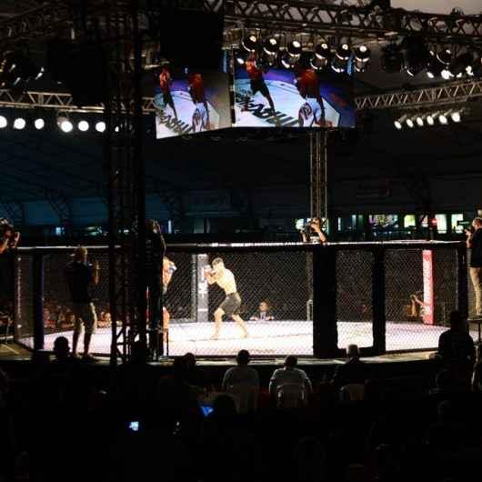 22ª edição do MMA Max Fight arrecada mais de mil pacotes de leite em pó