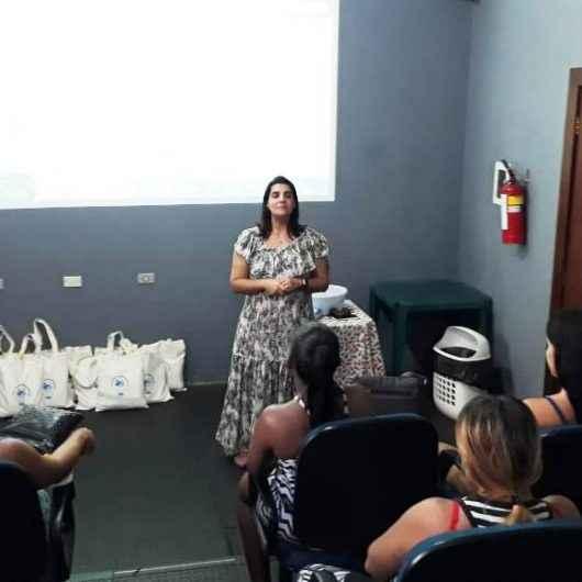 Gestantes recebem kit enxoval do Fundo Social de Solidariedade de Caraguatatuba