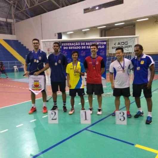 Equipe de Caraguatatuba (Badminton)
