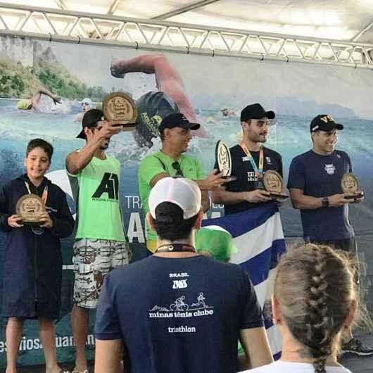 Atleta de Caraguatatuba é destaque no Campeonato Paulista de Maratonas Aquáticas