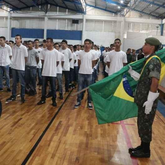 Jovens de Caraguatatuba nascidos em 2001 devem se alistar no serviço militar até dia 28 de junho
