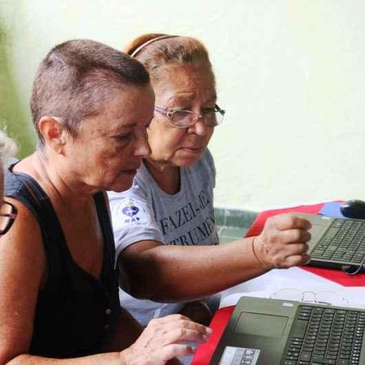 Instituto Pró+Vida inaugura oficina gratuita de Inclusão e Tecnologia Digital para idosos