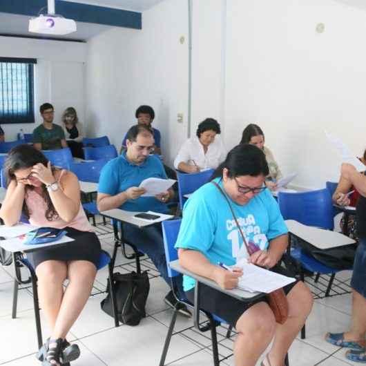 Servidores da Prefeitura de Caraguatatuba fazem curso de Redação Oficial