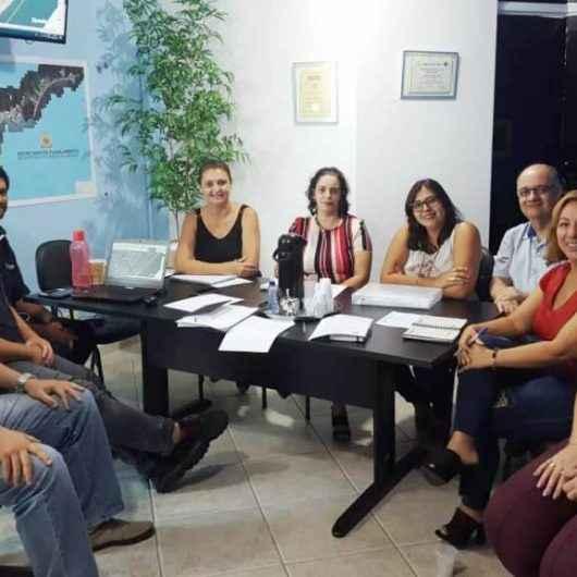 Reunião Grupo Gestor Lei de Bairros
