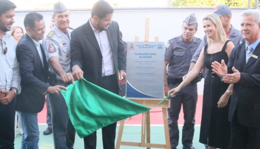 Prefeitura de Caraguatatuba entrega base da Guarda Mirim e reforma do Corpo de Bombeiros