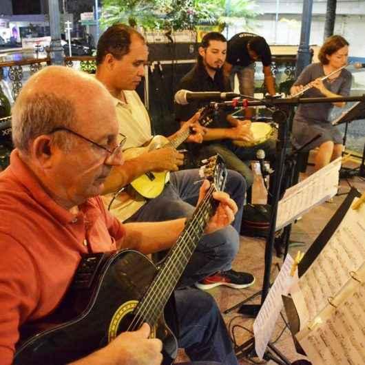Fundacc comemora Dia Nacional do Choro e aniversário de Caraguatatuba com apresentação musical na sexta-feira