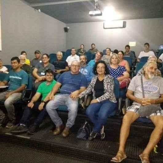 Prefeitura de Caraguatatuba e Sebrae/SP realizam curso de Olericultura para produtores rurais da região