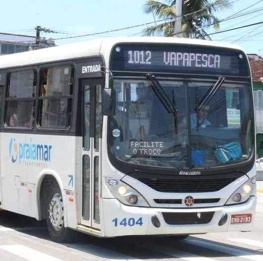 Prefeitura de Caraguatatuba faz novas alterações nos horários de ônibus