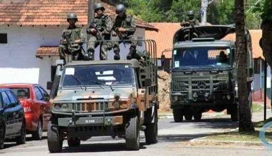 Caraguatatuba recebe Exército Brasileiro para realização de treinamento no sábado (18/05)