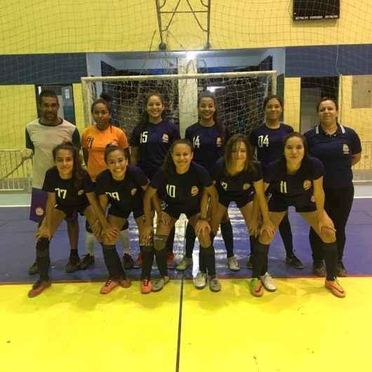 05_24 36° Jogos Abertos da Juventude de Futsal Feminino