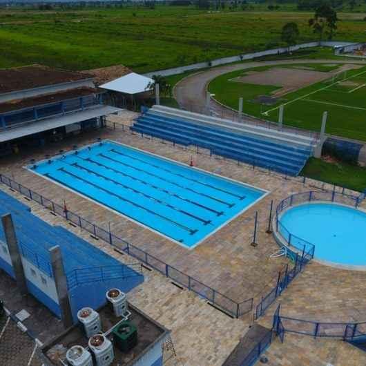 Aulas de Natação no Cemug são suspensas para manutenção da piscina