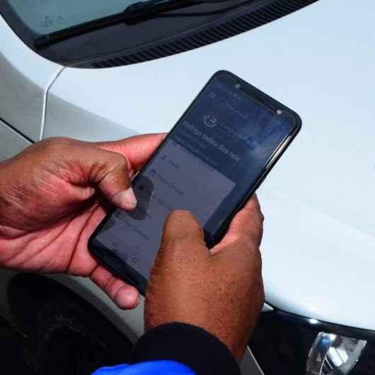 Zona Azul instala central de atendimento para auxiliar usuários por telefone
